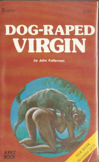 DOG-RAPED VIRGIN