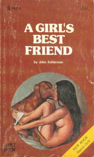 GIRL'S BEST FRIEND by John Kellerman