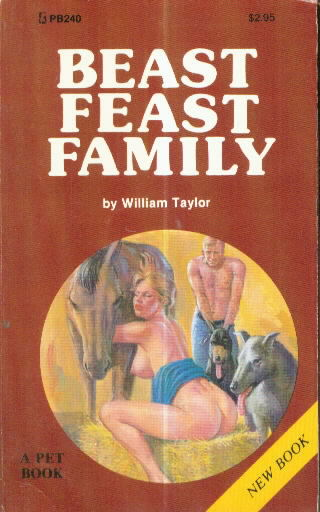 BEAST FEAST FAMILY by William Taylor