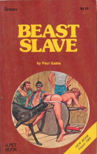 BEAST SLAVE by Paul Gable