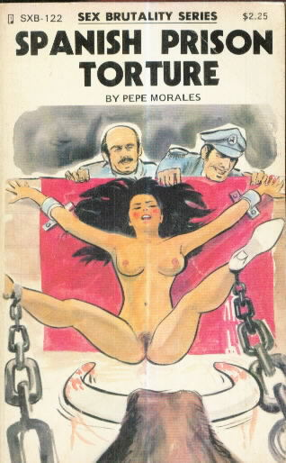 SPANISH PRISON TORTURE by Pepe Morales