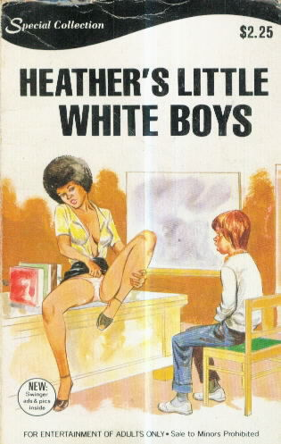 HEATHER'S LITTLE BOY LOVERS by James Beech
