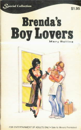 BRENDA'S BOY LOVERS by Mary Rollins