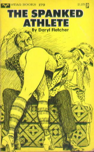 THE SPANKED ATHLETE by Daryl Fletcher