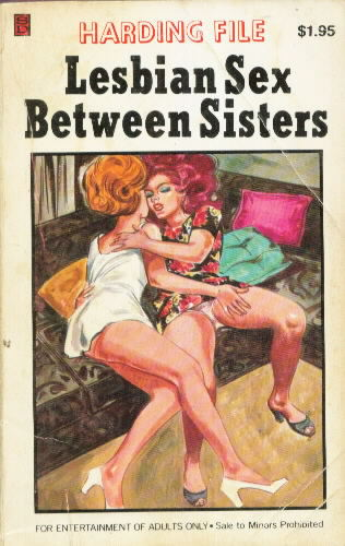 LESBIAN SEX BETWEEN SISTERS by Mark Gilbert