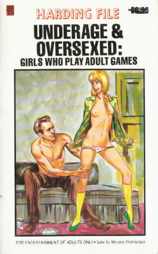 OVERSEXED: GIRLS WHO PLAY ADULT GAMES