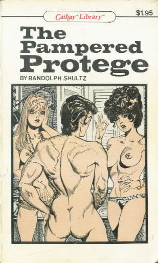THE PAMPERED PROTEGE WITH COVER BY BILBREW
