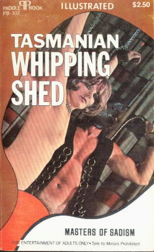 TASMANIAN WHIPPING SHED