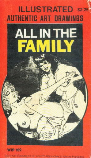 ALL IN THE FAMILY Illustrated by Gene Bilbrew