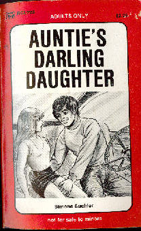 AUNTIE'S DARLING DAUGHTER by Simone Suchler