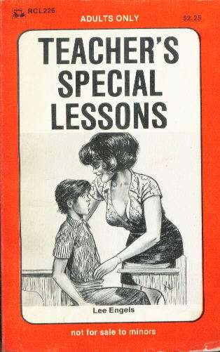 TEACHER'S SPECIAL LESSONS