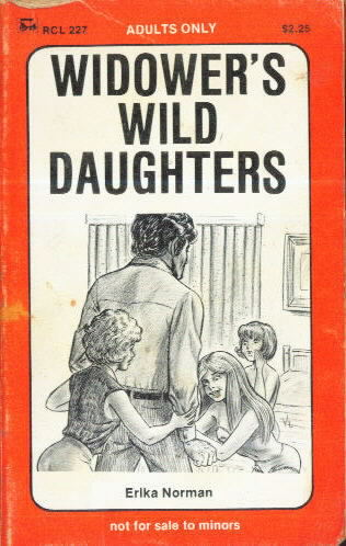 WIDOWER'S WILD DAUGHTERS