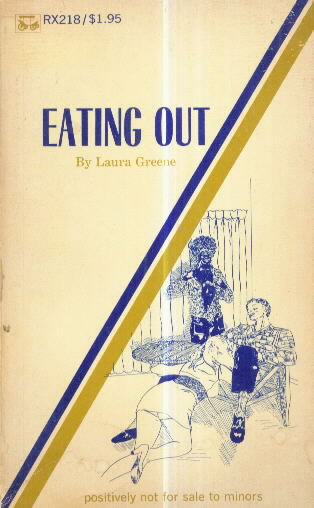 EATING OUT by Laura Greene