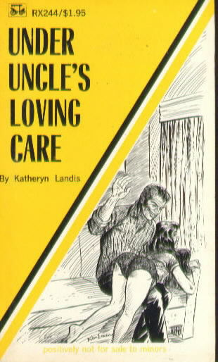 UNDER UNCLE'S LOVING CARE by Katheryn Landis
