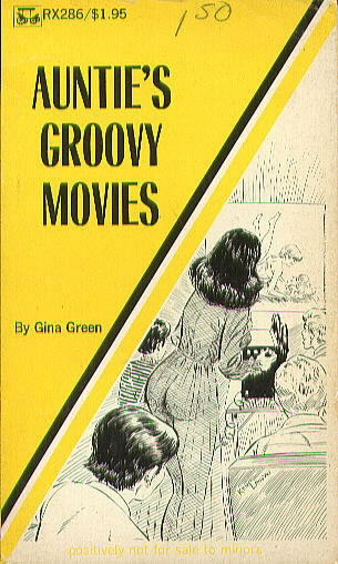 Surrey RX-286 AUNTIE'S GROOVY MOVIES by Gina Green