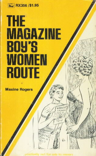 THE MAGAZINE BOY'S WOMEN ROUTE by Maxine Rogers