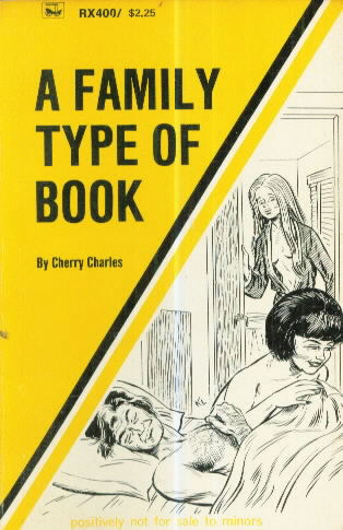 A FAMILY TYPE OF BOOK by Cherry Charles