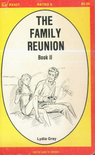 THE FAMILY REUNION Book II by Lydia Grey