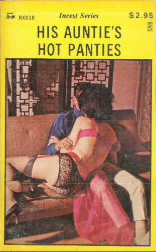 IN AUNTIE'S HOT PANTIES by Wilma Ainsworth