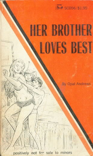 HER BROTHER LOVES BEST