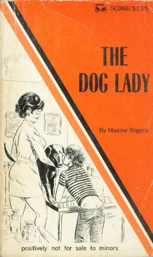 THE DOG LADY