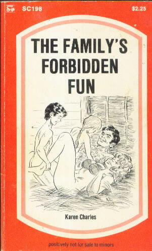 THE FAMILY'S FORBIDDEN FUN by Karen Charles