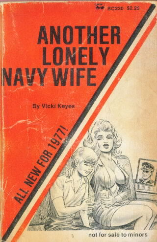 ANOTHER LONELY NAVY WIFE