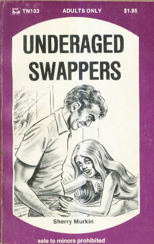 UNDRAGED SWAPPERS by Sherry Murkin