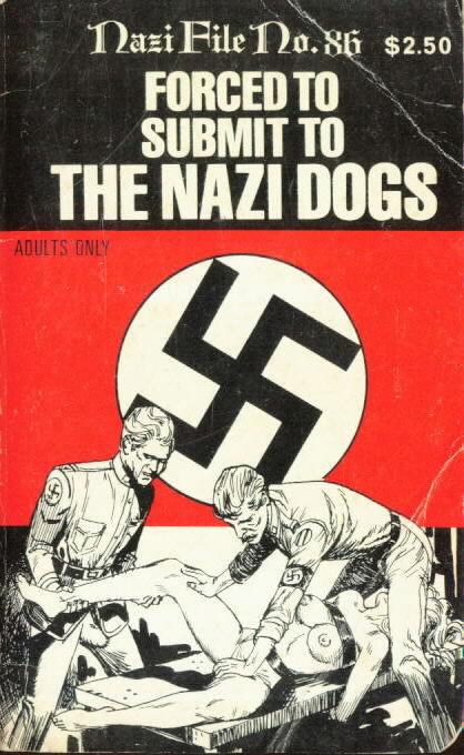 comics Nazi bondage
