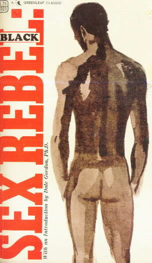 SEX REBEL: BLACK by Bob Greene