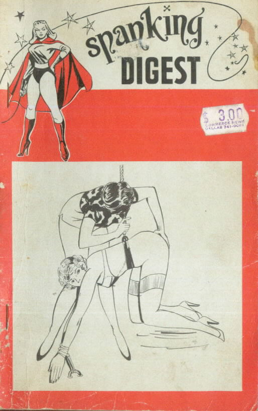 Spanking and bdsm magazines
