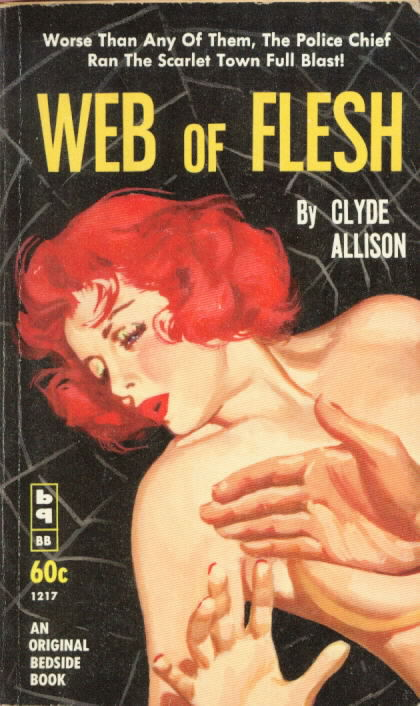 WEB OF FLESH