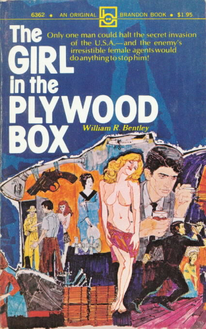 THE GIRL IN THE PLYWOOD BOX