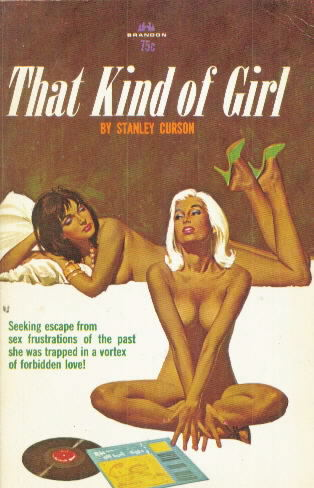 THAT KIND OF GIRL by Stanley Curson