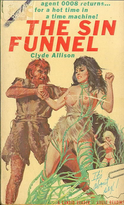 THE SIN FUNNEL by Clyde Allison( William Knoles)