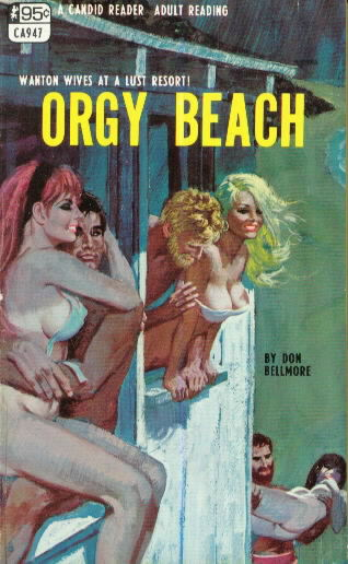 ORGY BEACH Don Bellmore