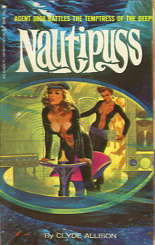 NAUTIPUSS by Clyde Allison (Pseudonym of William Knoles)