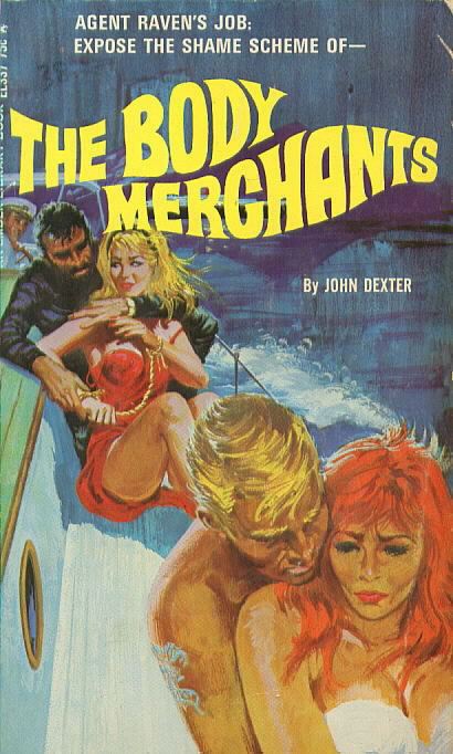 THE BODY MERCHANTS by John Dexter (William Knoles?)
