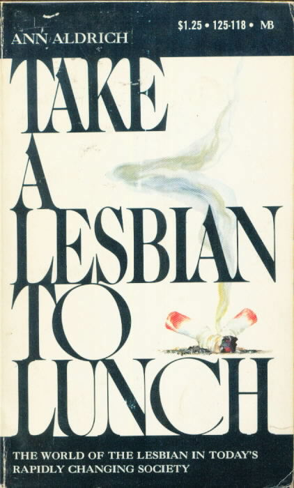TAKE A LESBIAN TO LUNCH