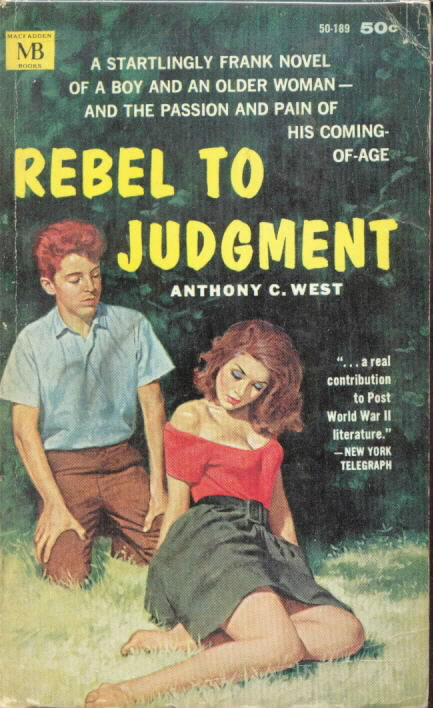 REBEL TO JUDGEMENT
