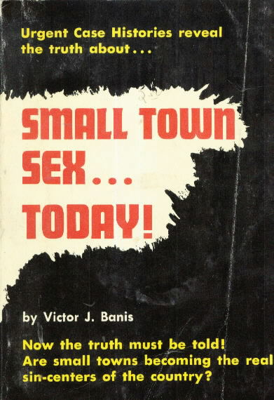 SMALL TOWN SEX... TODAY!