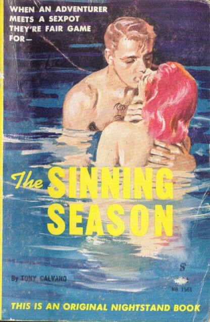 NB 1561 THE SINNING SEASON Tony Calvano (Thomas Ramirez)