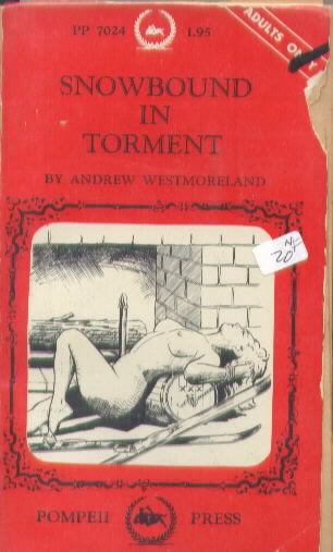 SNOWBOUND IN TORMENT by Andrew Westmoreland