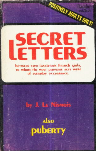 SECRET LETTERS with PUBERTY