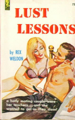 LUST LESSONS