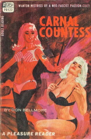 CARNAL COUNTESS by Don Bellmore