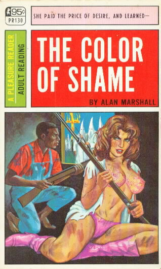 THE COLOR OF SHAME