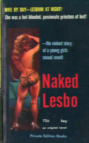 NAKED LESBO by Jeremy Flagg