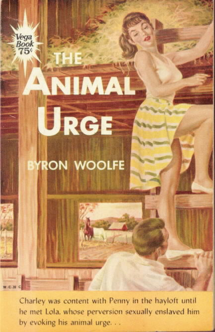 THE ANIMAL URGE
