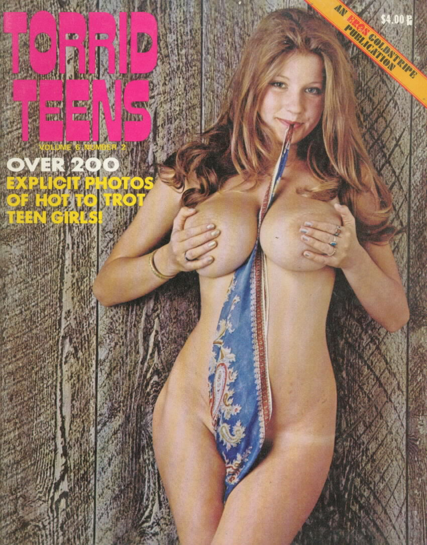 nudist Girls magazines vintage